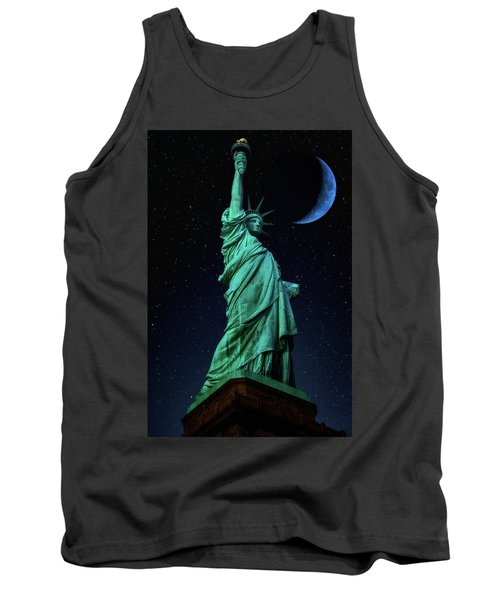 Tank Top featuring the photograph Let Freedom Ring by Darren White