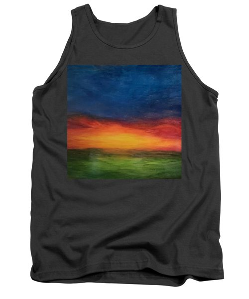 Let It Be Tank Top