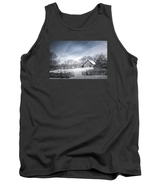 Let It Snow Tank Top