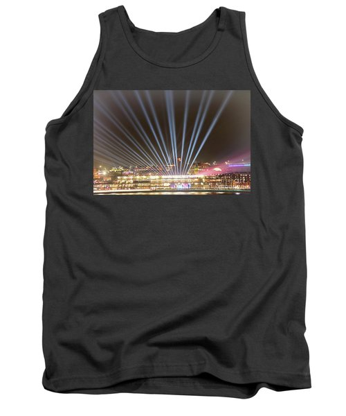 Tank Top featuring the photograph Let There Be Light By Kaye Menner by Kaye Menner