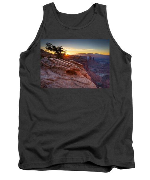 Tank Top featuring the photograph Let There Be Light by Dan Mihai