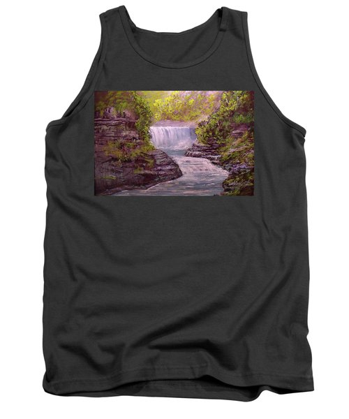 Letchworth State Park Tank Top