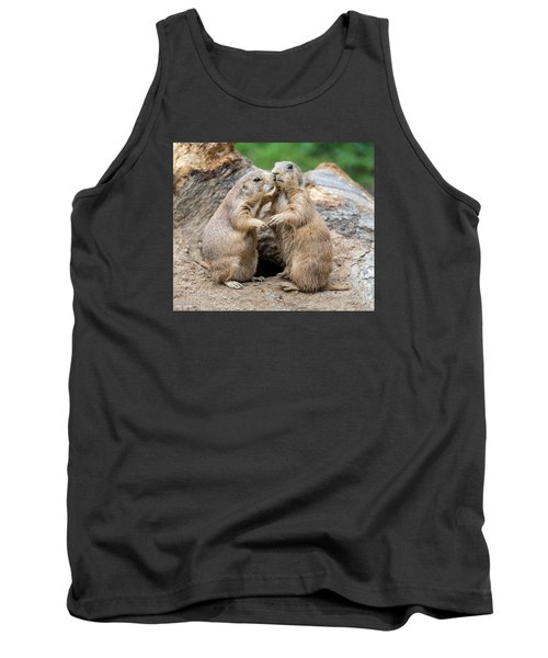 Let's Fall In Love Tank Top