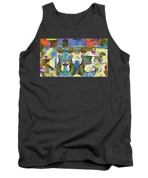 Lets Have A Party Tank Top