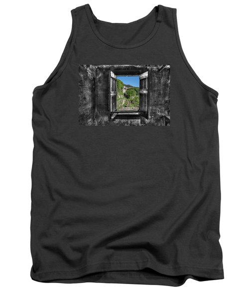 Let's Open The Windows - Apriamo Le Finestre Tank Top