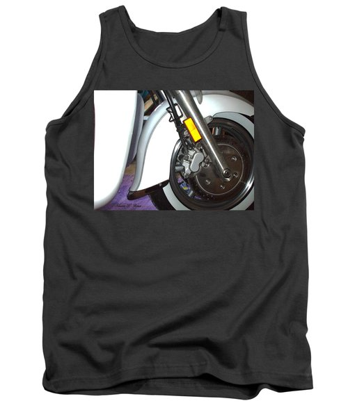 Tank Top featuring the photograph Lets Roll by Shana Rowe Jackson