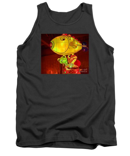 Lets Take A Ride Tank Top