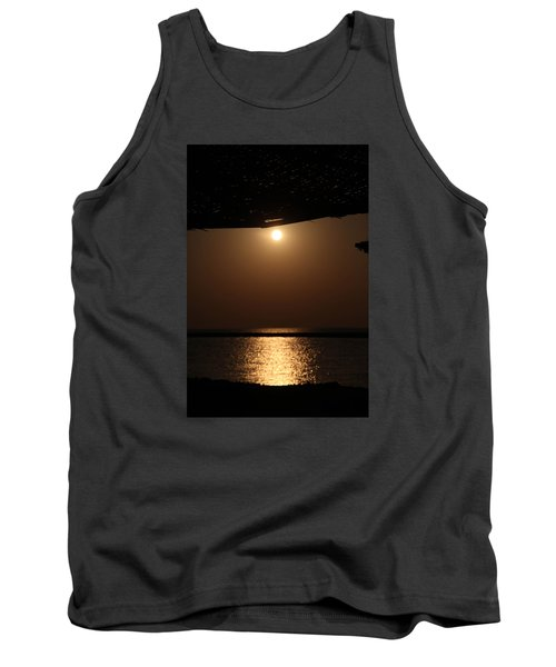 Tank Top featuring the photograph Letters From Abroad by Jez C Self