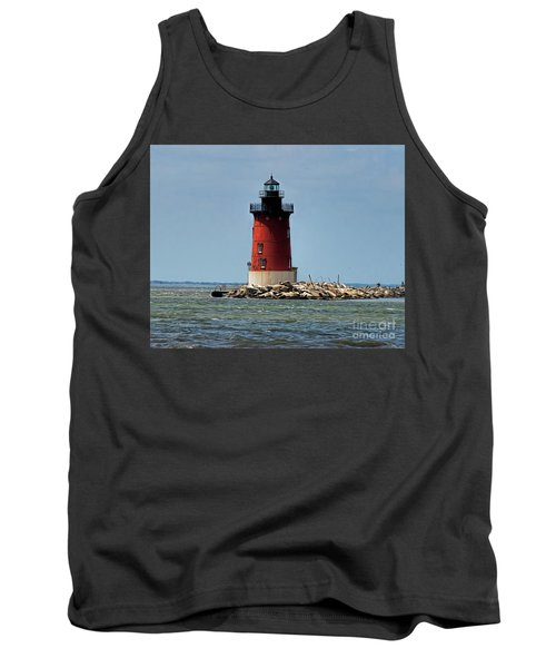 Lewes Lighthouse Tank Top