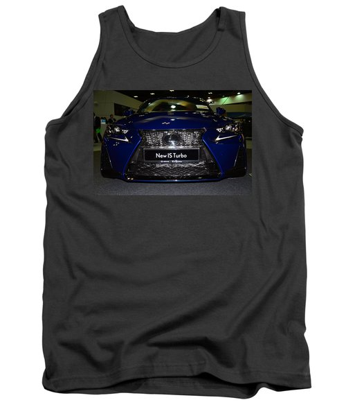 Lexus Is Turbo Tank Top