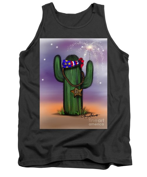 Liberty Cactus Tank Top