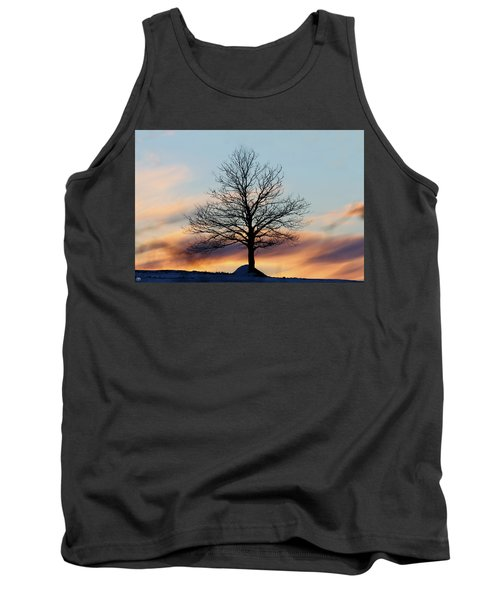 Liberty Tree Sunset Tank Top