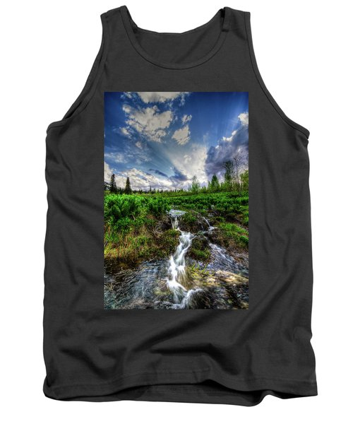 Life Giving Stream Tank Top