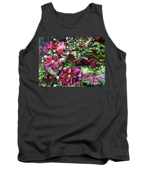 Life In A Bloom Field Tank Top