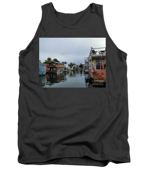 Life On The Water Tank Top
