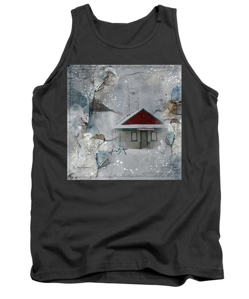 Lifeguard Station Tank Top