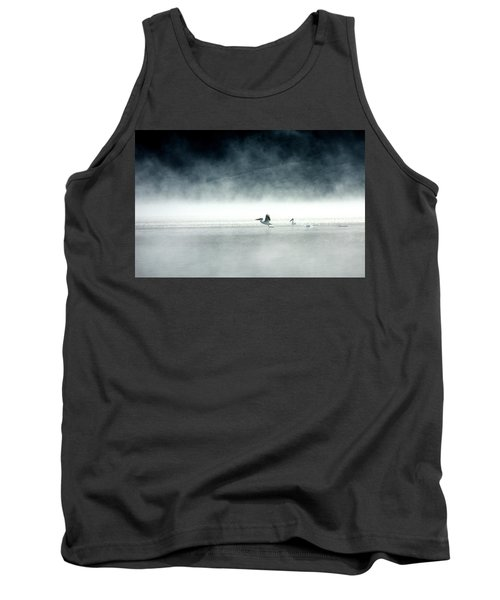Tank Top featuring the photograph Lift-off by Brian N Duram