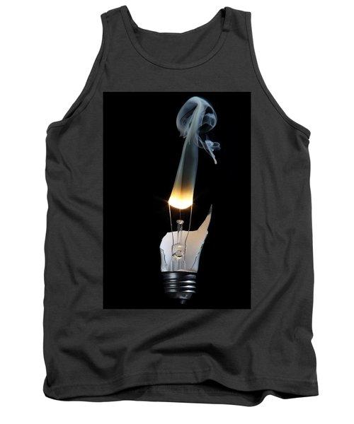 Light And Smoke Tank Top
