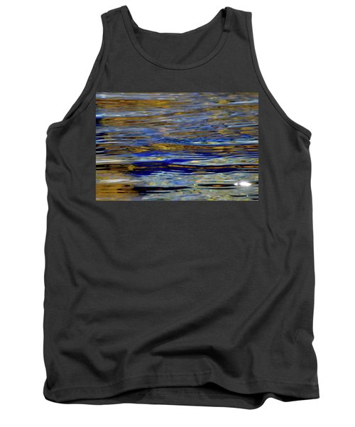 Light And Water  Tank Top