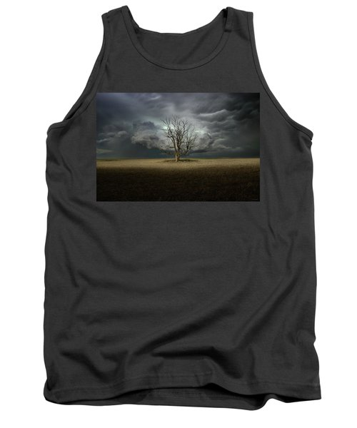 Light From The Heavens Tank Top