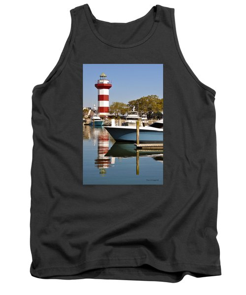 Light In The Harbor Tank Top