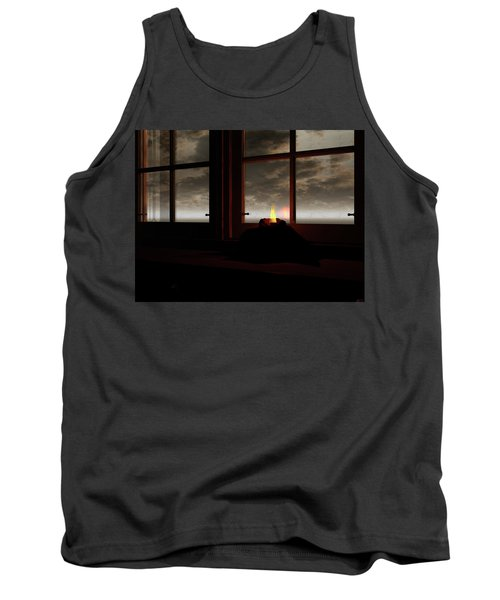 Light In The Window Tank Top