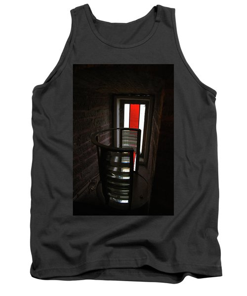 Light Lens Tank Top