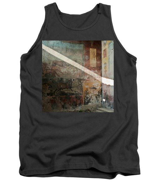 Light On The Past Tank Top