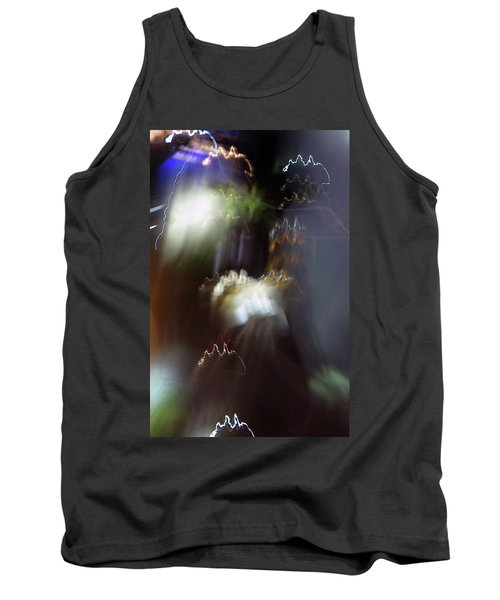 Light Paintings - No 4 - Source Energy Tank Top