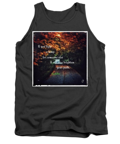 Light The Way Tank Top