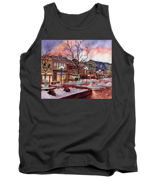 Light Up Heaven And Earth Tank Top