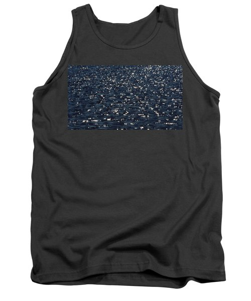 Light Waves #3 Tank Top