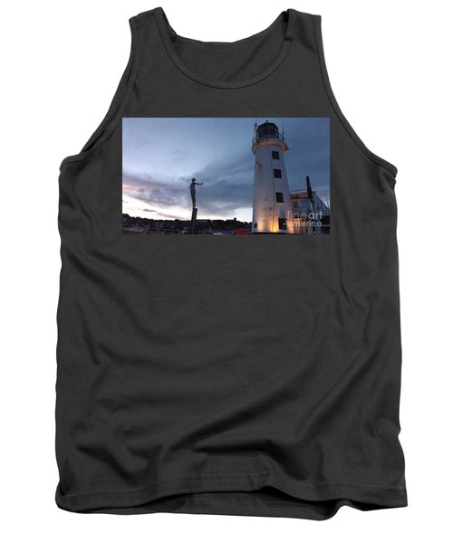 Lighthouse Lady 2 Tank Top