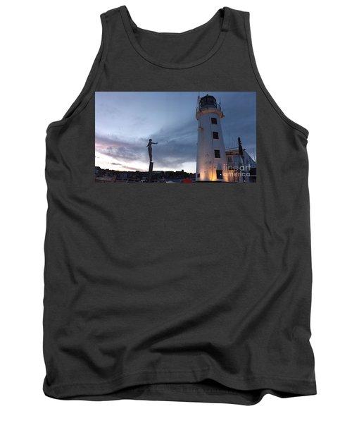 Lighthouse Lady 2 Tank Top
