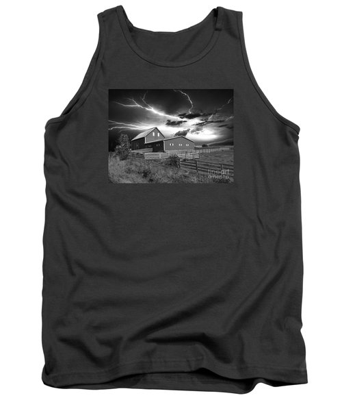 Lighting Strike  Tank Top