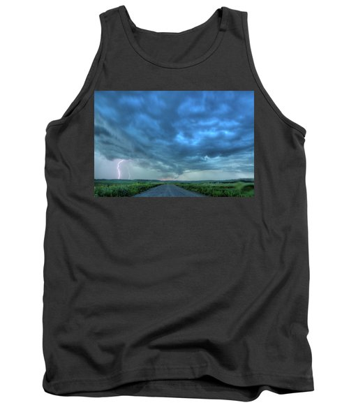 Lightning Strike Tank Top