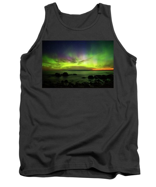 Lights 2 Tank Top