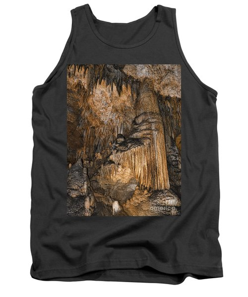 Like Organ Pipes They Stand Tank Top