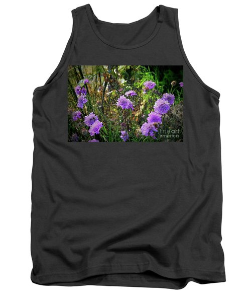 Lilac Carved Jellytot Tank Top