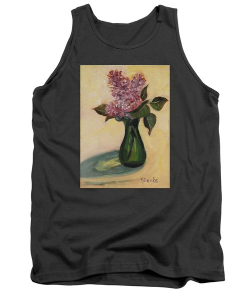 Lilac Reflections Tank Top