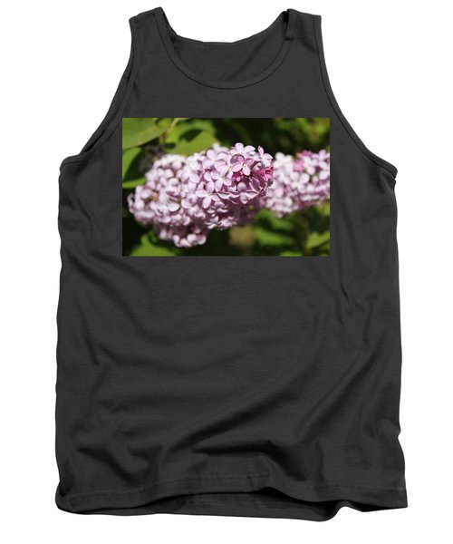 Tank Top featuring the photograph Lilacs 5549 by Antonio Romero