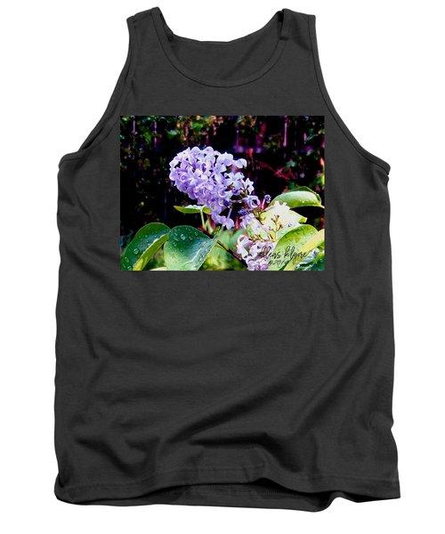 Lilacs Tank Top