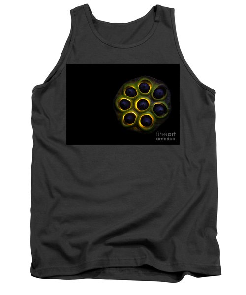 Lilly Pad Seed Pod Tank Top