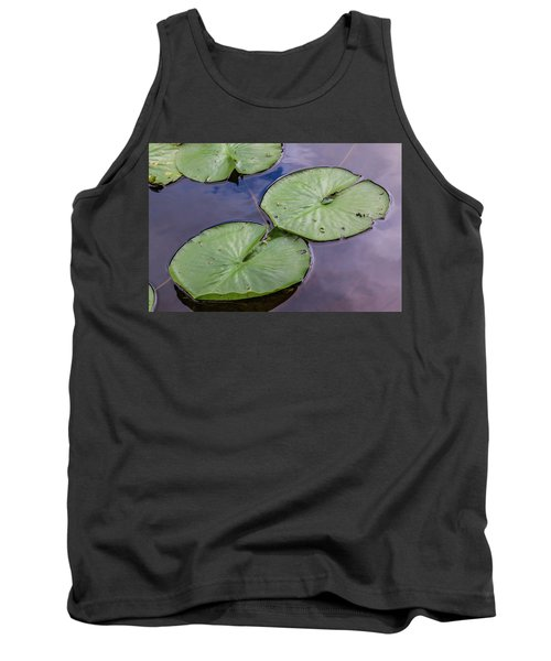 Lily Pad Reflections Tank Top
