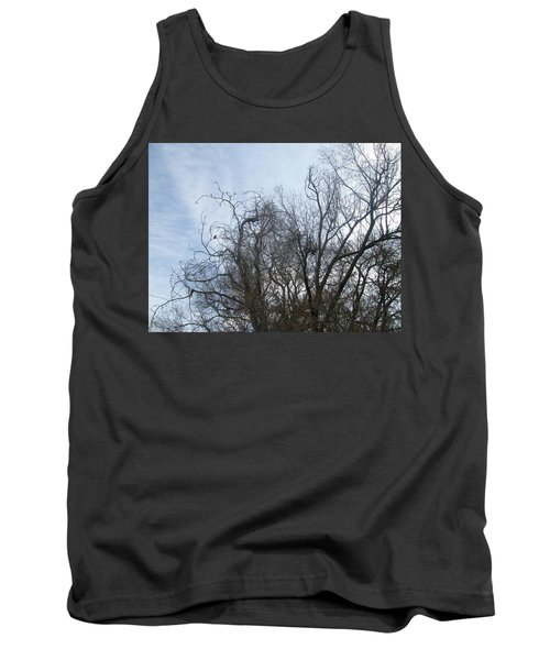 Tank Top featuring the photograph Limbs In Air by Jewel Hengen