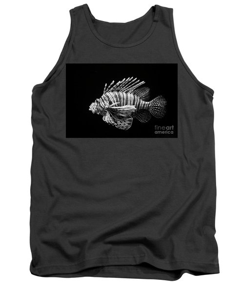 Lion Fish Tank Top