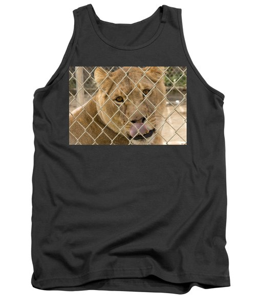 Lioness Licks Tank Top
