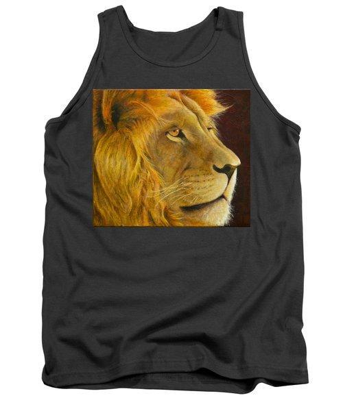Lion's Gaze Tank Top