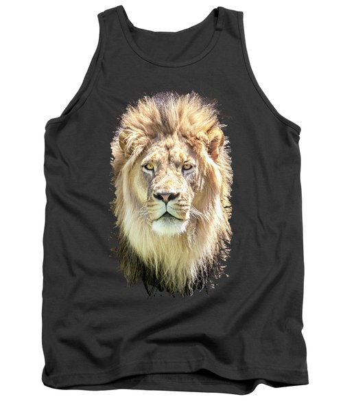 Lions Mane Tank Top