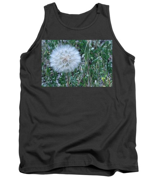 Lion's Tooth Tank Top